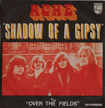 ACHE: Shadow of a Gipsy, single FRance