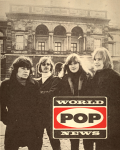 ACHE in World Pop News, 1970