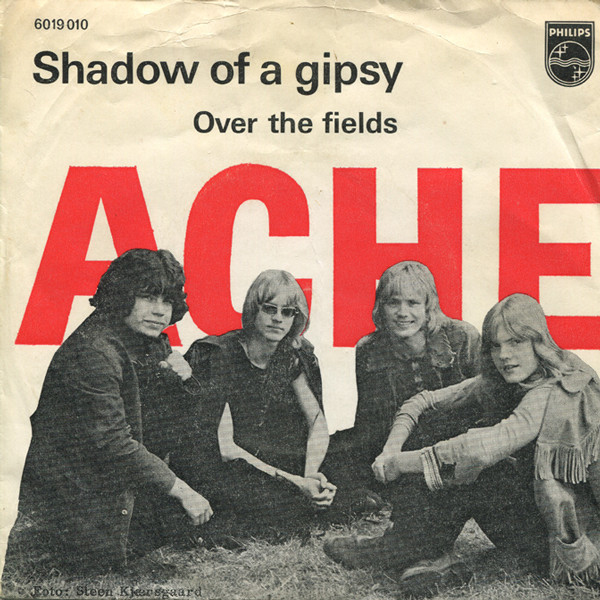 ACHE: Shadow of a Gipsy, single Denmark